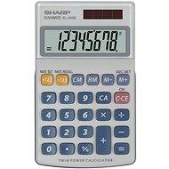 Sharp EL-250S bílá - Kalkulačka