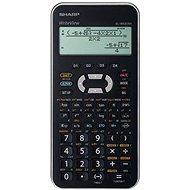 Sharp EL-W531XHSL stříbrná - Kalkulačka