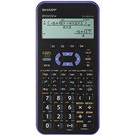 Sharp EL-W531XHVL fialová - Kalkulačka