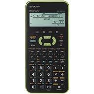Sharp EL-W531XHGR zelená - Kalkulačka