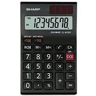 Sharp EL-M700TWH černá - Kalkulačka