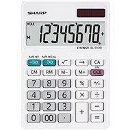 Sharp EL-310W bílá - Kalkulačka