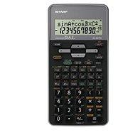Sharp SH-EL531THB šedá - Kalkulačka