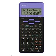 Sharp EL-531TH fialová - Kalkulačka