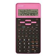 Sharp EL-531TH růžová - Kalkulačka