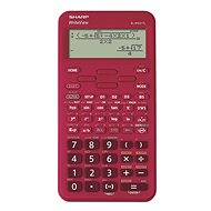 Sharp EL-W531TL red - Calculator