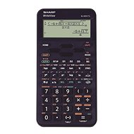 Sharp EL-W531TL blue - Calculator