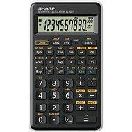 Sharp SH-EL501TWH černo/bílá - Kalkulačka