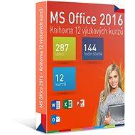 GOPAS MS Office 2016 -  12 samostudijních výukových kurzů na 365 dní CZ (elektronická licence)