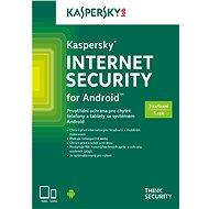 Kaspersky Internet Security pro Android pro 3 zařízení na 12 měsíců - Bezpečnostní software