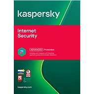 Kaspersky Internet Security multi-device obnova pro 3 zařízení na 12 měsíců (elektronická licence) - Bezpečnostní software