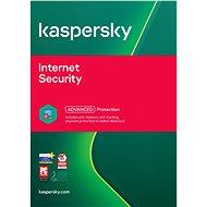 Kaspersky Internet Security multi-device 2018 obnova pro 3 zařízení na 24 měsíců (elektronická licen - Bezpečnostní software