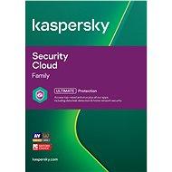 Kaspersky Security Cloud Family pro 20 zařízení na 12 měsíců (elektronická licence) - Internet Security