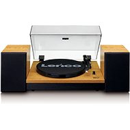 Lenco LS-300 Wood - Gramofon