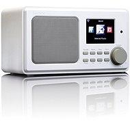 Lenco DIR-100 bílé - Internetové rádio