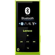 Lenco Xemio 760 8GB s Bluetooth zelený - MP4 přehrávač