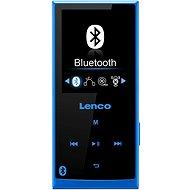 Lenco Xemio 760 8GB s Bluetooth modrý - MP4 přehrávač