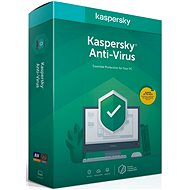 Kaspersky Anti-Virus, nová licence (BOX) - Antivirus