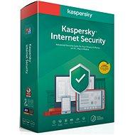 Kaspersky Internet Security, nová licence (BOX) - Internet Security