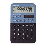 Sharp EL-760R blue/black - Calculator