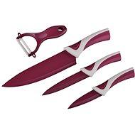 hama XAVAX Set kuchyňských nožů 3ks a škrabka - Sada nožů