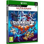 Override 2: Super Mech League - Ultraman Deluxe Edition - Xbox - Hra na konzoli