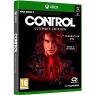 Control Ultimate Edition - Xbox Series X - Hra na konzoli