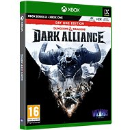 Dungeons and Dragons: Dark Alliance - Day One Edition - Xbox - Hra na konzoli