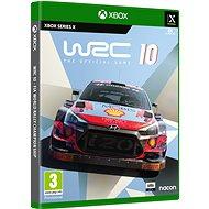 WRC 10 The Official Game - Xbox Series X - Hra na konzoli