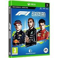 F1 2021 - Xbox - Console Game