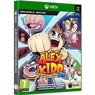 Alex Kidd in Miracle World DX - Xbox