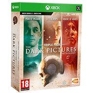 The Dark Pictures Anthology: Triple Pack - Xbox - Hra na konzoli