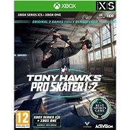 Tony Hawks Pro Skater 1 + 2 - Xbox - Hra na konzoli