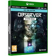 Observer: System Redux Day One Edition - Xbox