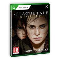 A Plague Tale: Requiem - Xbox Series X - Hra na konzoli