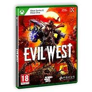 Evil West - Xbox - Hra na konzoli