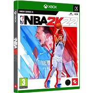 NBA 2K22 - Xbox Series X - Hra na konzoli