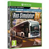 Bus Simulator 21 - Day One Edition - Xbox - Hra na konzoli