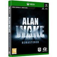 Alan Wake Remastered - Xbox - Hra na konzoli