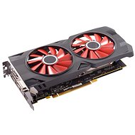 XFX RS Radeon RX 570 4GB Black Edition - Grafická karta