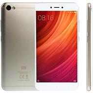 Xiaomi Redmi Note 5A LTE Gold - Mobilní telefon