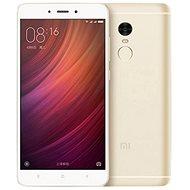Xiaomi Redmi Note 4 LTE 64GB Gold - Mobilní telefon