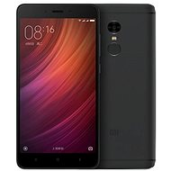 Xiaomi Redmi Note 4 LTE 64GB Black - Mobilní telefon