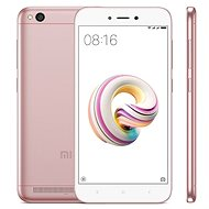 Xiaomi Redmi Note 5A LTE Rose Gold - Mobilní telefon