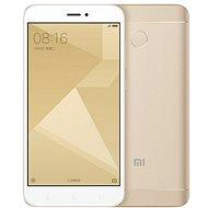 Xiaomi Redmi 4X LTE 32GB Gold - Mobilní telefon
