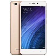 Xiaomi Redmi 4A LTE 32GB Gold - Mobilní telefon