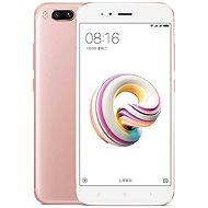 Xiaomi Mi A1 LTE 32GB Rose Gold - Mobilní telefon