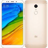 Xiaomi Redmi 5 Plus 32GB LTE Gold - Mobilní telefon