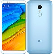 Xiaomi Redmi 5 Plus 32GB LTE Blue - Mobilní telefon