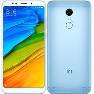 Xiaomi Redmi 5 Plus 64GB LTE Blue - Mobilní telefon